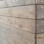 Обшивка каркасного дома планкен из лиственницы 20 140 (6)
